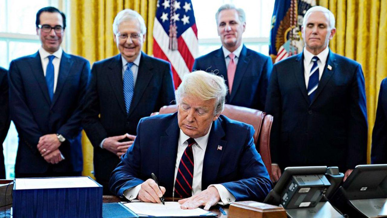 Trump Stimulus