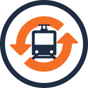 Commtrex Railcar Leasing Marketplace Icon