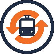 Commtrex Railcar Leasing Marketplace Icon