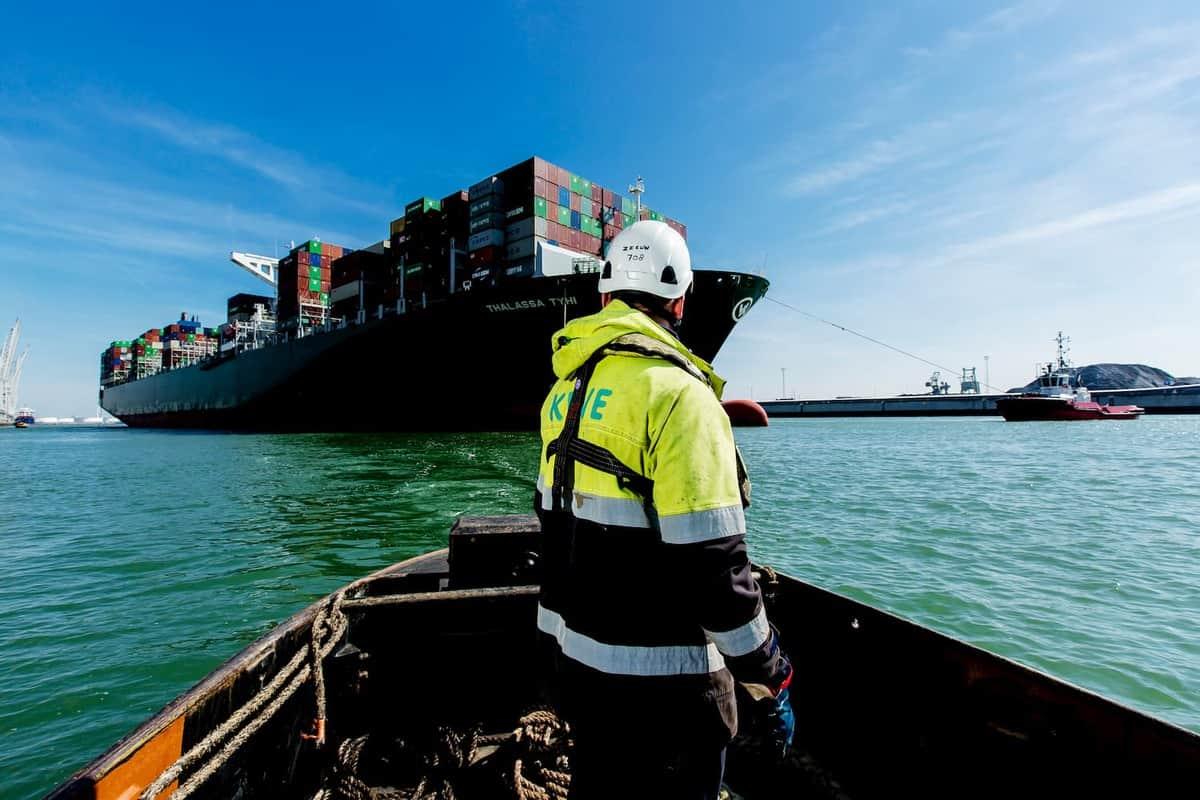 Eric Bakker Port Of Rotterdam