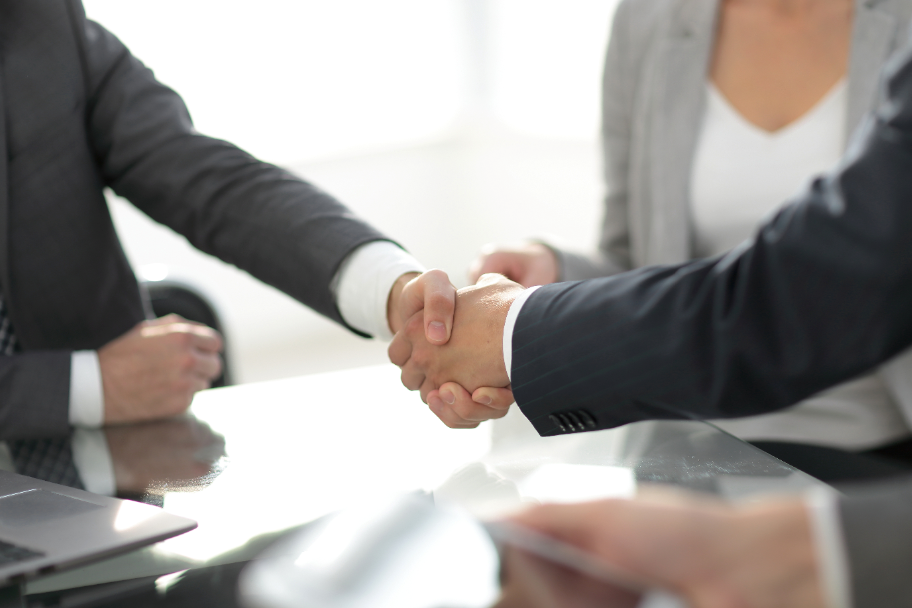 Business Handshake (Smaller)
