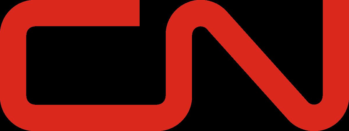 Canadian National Railway Logo