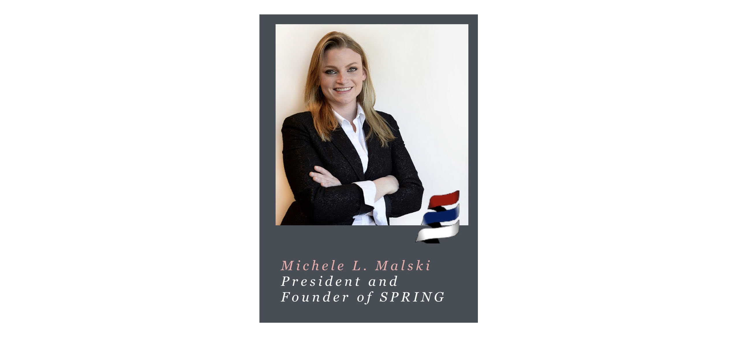 Michelle Malski (SPRING) Spacing