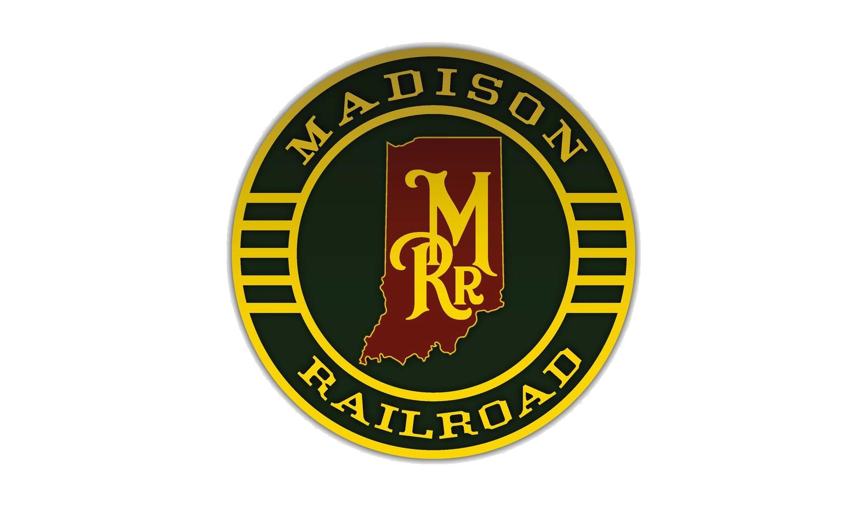 Madison Railroad (Transparent Spacing)