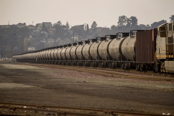 Rail Storage